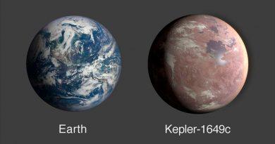 Descubren otra posible Tierra a 300 años luz