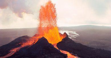 Demasiada lluvia provocó la erupción del volcán Kilauea en 2018