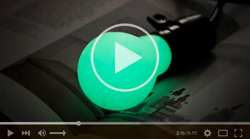 Plásticos Fluorescentes que decoran, iluminan y ¡Producen energía!