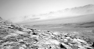 Una zona de México presenta algunas condiciones similares a las de Marte
