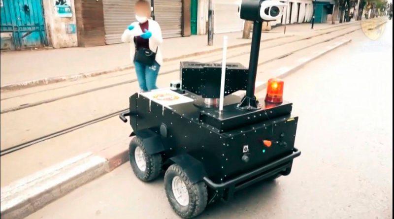 En Túnez, la inteligencia artificial y los robots trabajan contra el coronavirus