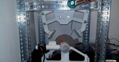 Investigadores mexicanos crean ventilador pulmonar mecánico de bajo costo ante COVID-19
