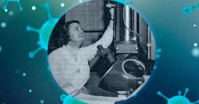 June Almeida, la científica que descubrió el coronavirus en los años 60