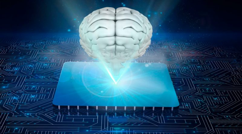 Crean un microchip que replica al cerebro humano