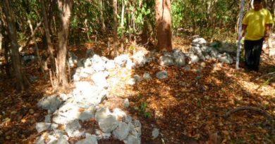 México: encuentran aldea prehispánica en Mahahual, Quintana Roo