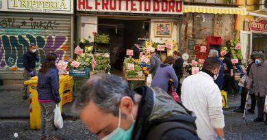 Se prepara Italia para una segunda y probable ola de contagios de Covid-19