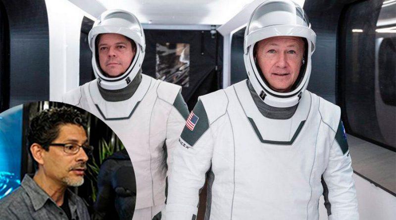 José Fernández, el mexicano que diseñó los trajes para astronautas de la NASA