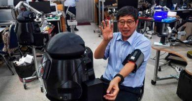 La crisis por el Covid-19 llevará a los robots al frente médico, según investigadores