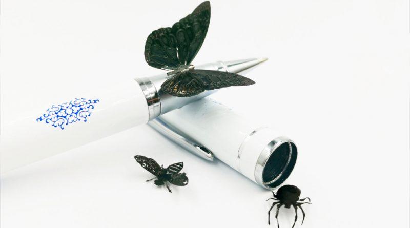Crean pequeños robots que pueden sentir