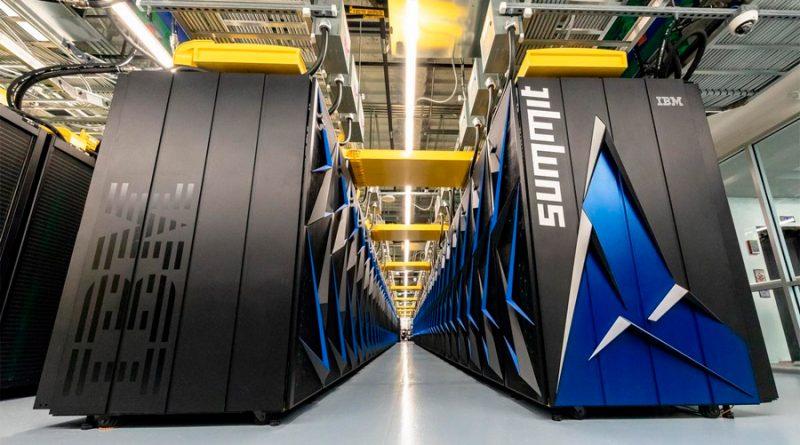 IBM Summit: así es el superordenador más potente del mundo