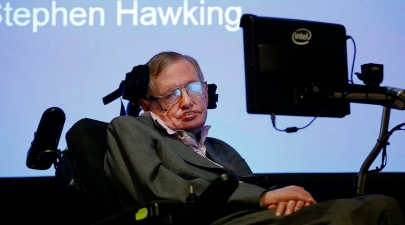 Familia de Stephen Hawking dona su respirador a un hospital para la lucha contra el coronavirus