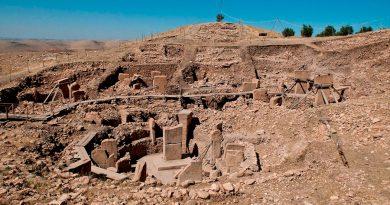 El santuario más antiguo del mundo alberga compleja geometría oculta