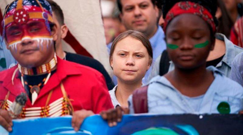 Greta Thunberg dona 100 mil dólares suyos para la lucha contra el coronavirus