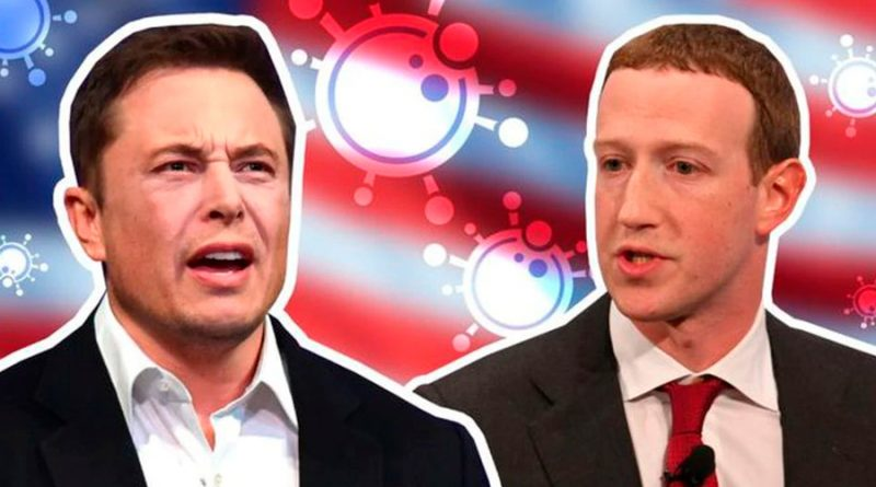 Coronavirus: la polémica entre Elon Musk y Mark Zuckerberg por la duración de la cuarentena