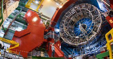 Un experimento de física nuclear se actualiza para un tsunami de datos