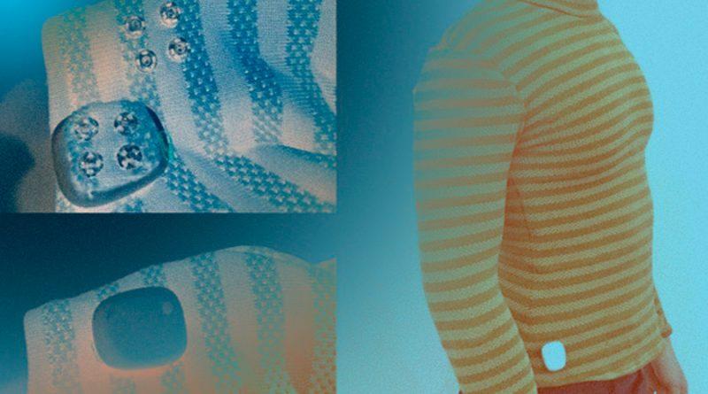 Suéter con sensores imperceptibles resuelve los problemas de movimiento de la ropa inteligente