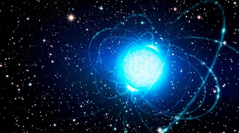 Documentan a la primera candidata a misteriosa señal cósmica FRB en nuestra galaxia