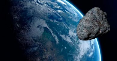 Un asteroide no registrado tamaño furgoneta nos pasa a 7,000 kilómetros