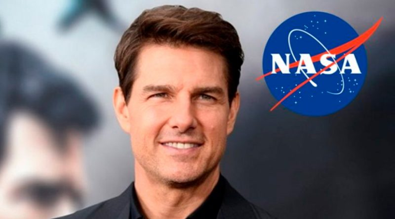 Tom Cruise filmará en la Estación Espacial internacional
