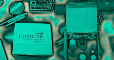 Argentinos crean el primer test EN al para detectar anticuerpos contra la COVID-19