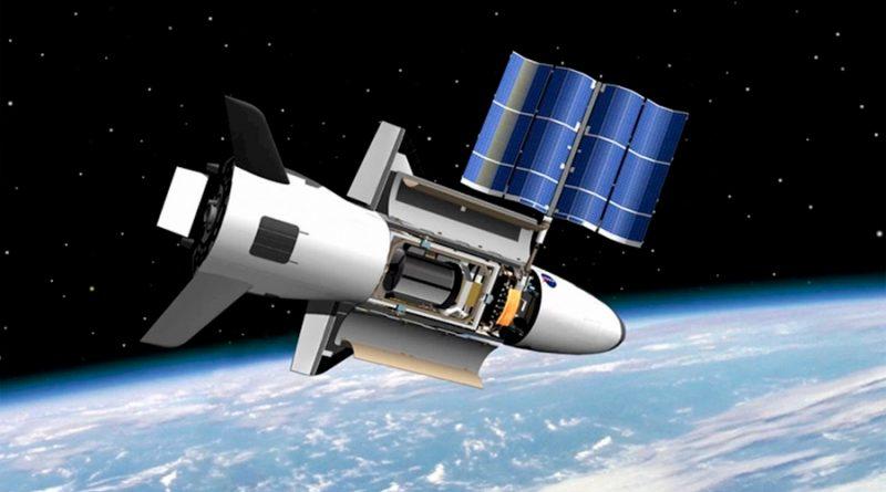 Sexta misión para un agrandado dron espacial secreto X-37B