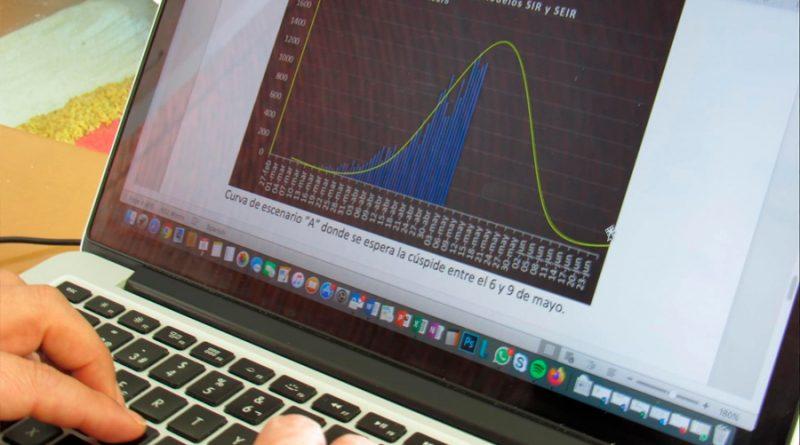 Modelo matemático de profesor Tec da 3 escenarios para picos de COVID-19 en México