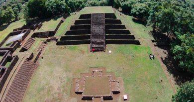 México reconstruye virtualmente una urbe prehispánica de hace mil 500 años