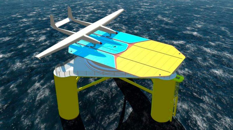 Así funcionan los drones que producen electricidad limpia