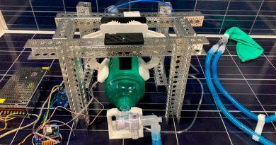 Crea IPN tres prototipos diferentes de ventiladores pulmonares mecánicos