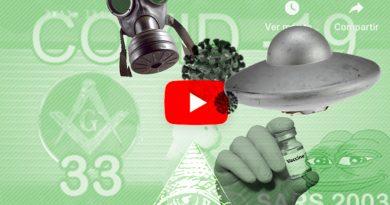 Ufólogos, antivacunas, illuminati y extrema derecha: los conspiracionistas niegan el coronavirus en YouTube