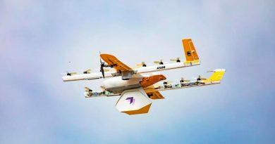 Así es Wing, el dron delivery de Google que reparte medicinas y comida en tiempos de coronavirus