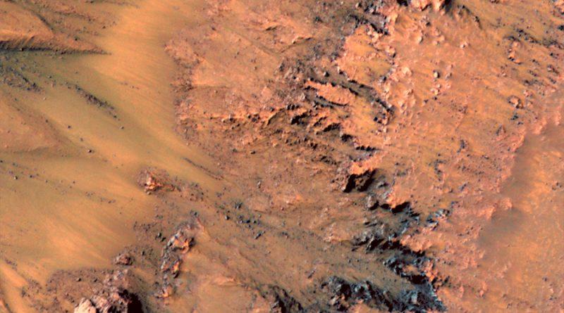 El agua salada en Marte parece ser inadecuada para la vida (tal y como la conocemos)