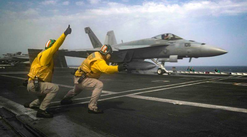 Informes de la Armada de EU describen encuentros con objetos voladores no identificados