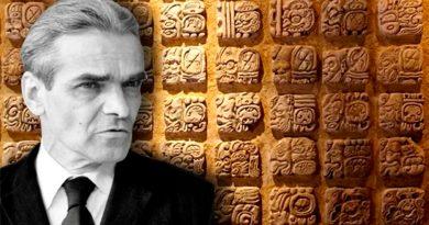 Yuri Knórozov, el soldado comunista que descifró el código maya