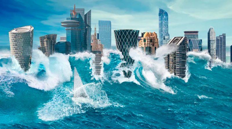 No todos los tsunamis se forman por terremotos y hay una explicación para ello