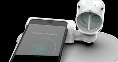 Crean un sensor que se conecta al celular para detectar la presencia de coronavirus en un minuto