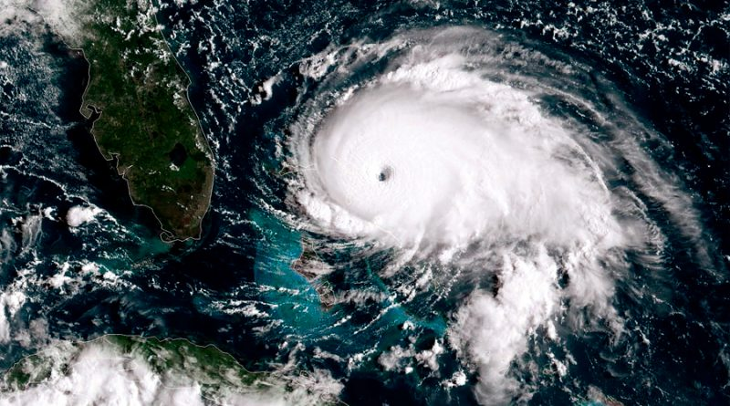 Calentamiento global ha fortalecido a huracanes: investigadores de EU