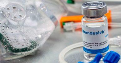 Reduce fármaco Remdesivir tiempo de recuperación de Covid-19