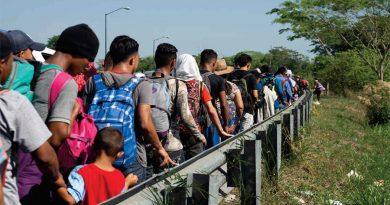 Migrantes: el desamparo en medio de la pandemia