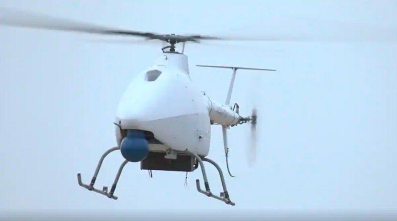 China lanza un dron helicóptero de media tonelada para gran altitud