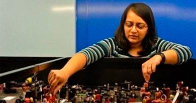 Una física crea el quinto estado de la materia desde su sala de estar