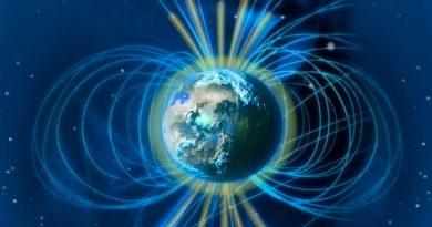El campo magnético de la Tierra, su escudo natural, se está debilitando