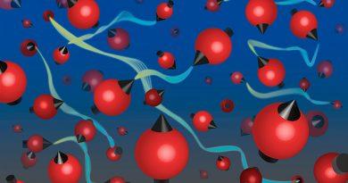 Caliente y desordenado: físicos logran entrelazamiento cuántico en 15 billones de átomos