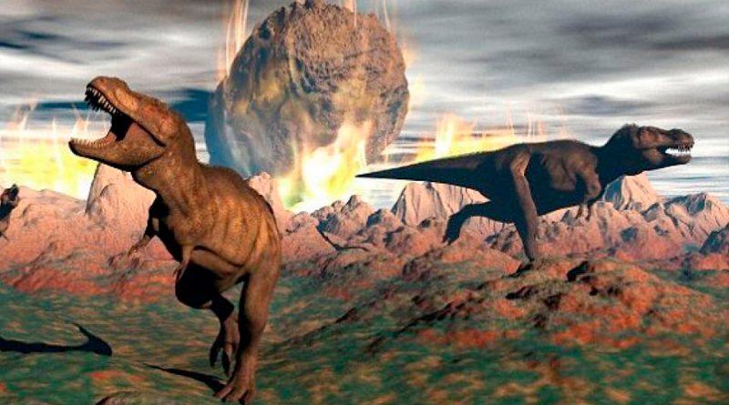 Estudio basado en simulaciones tridimensionales plantea cómo desaparecieron los dinosaurios
