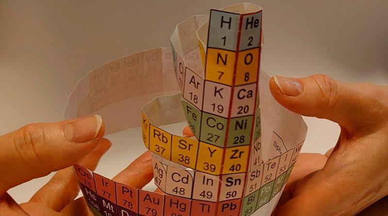 La tabla periódica pasa a ser nuclear al reorganizarla físicos japoneses con componentes básicos del universo