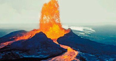 Descubren el volcán más grande y caliente de la Tierra