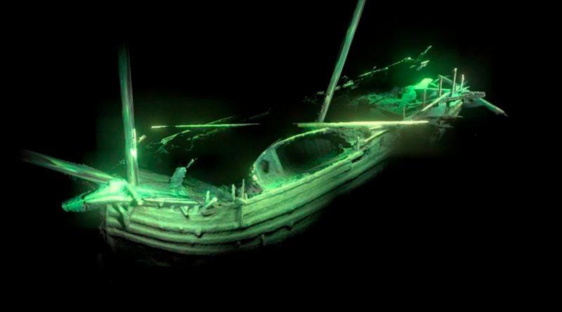 Descubren barco hundido que podría haber navegado con Cristóbal Colón