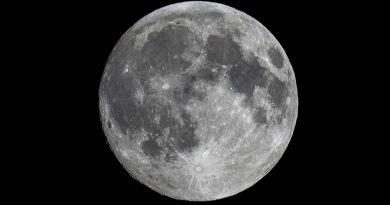La Luna está encogiendo, revela exhaustivo estudio