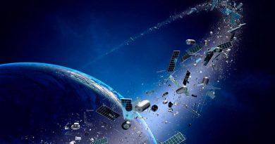 Es posible eliminar la basura espacial... lanzándola contra la Tierra
