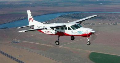 Un vuelo de 30 minutos en el mayor avión eléctrico por 6 dólares en energía